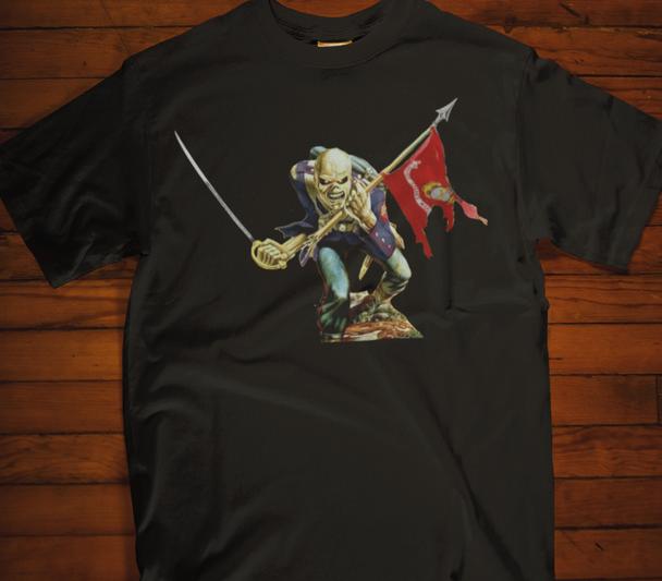 Iron Maiden USMC
