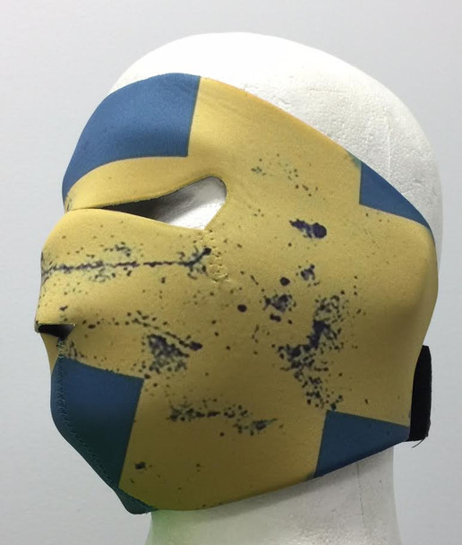 Sweden Neoprene Face Mask