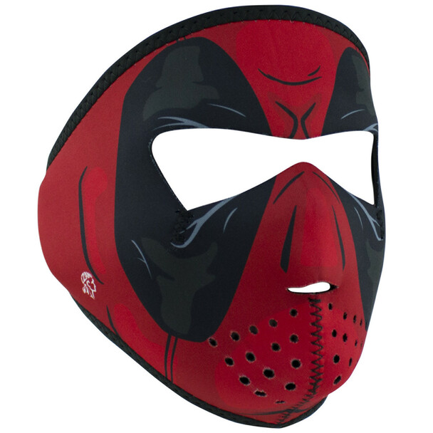 Youth Red Dawn Neoprene Face Mask