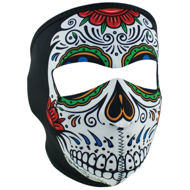 Muerte Skull Face Mask