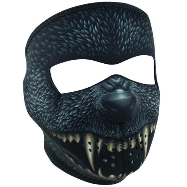 Silver Bullet Face Mask