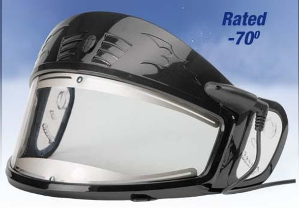 Electric Snow Full Face Shield
