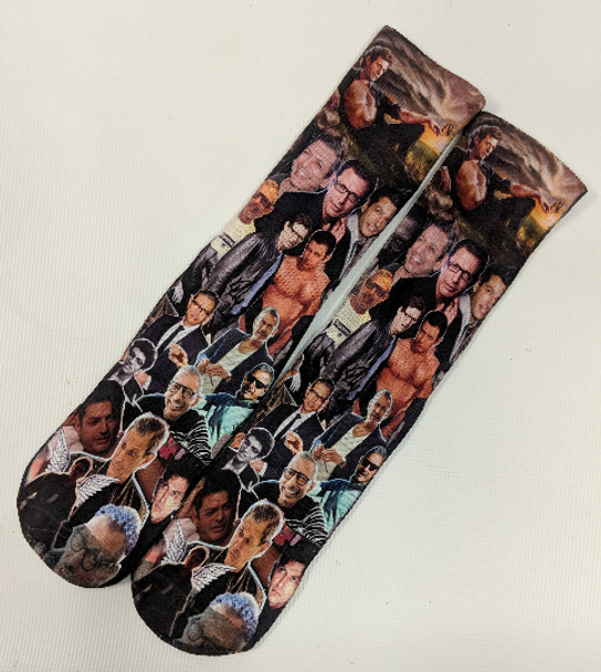 Jeff Goldblum Socks