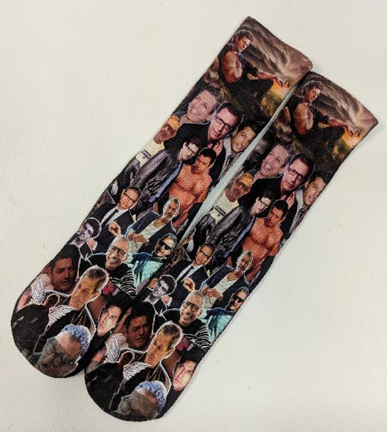 Jeff Goldblum Socks