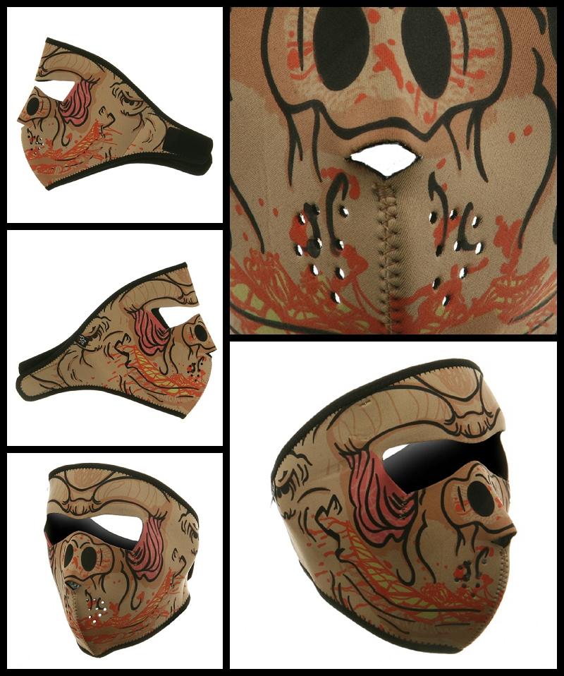 Miss Pig Face Neoprene Face Mask