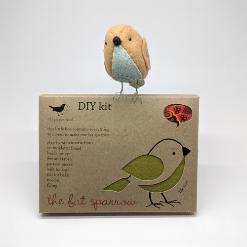 Fat Sparrow DIY Sewing Kit