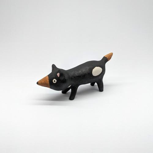 Tassie Devil Figurine with Spot or Stripe