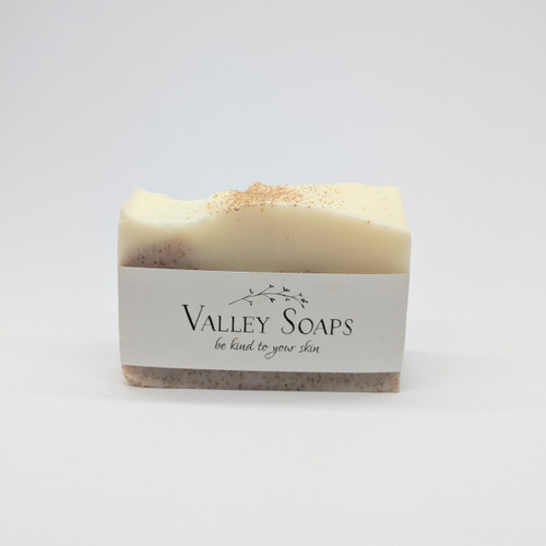Peppermint Scrub Soap
