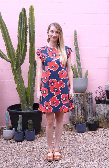 Poppy A Line Dress