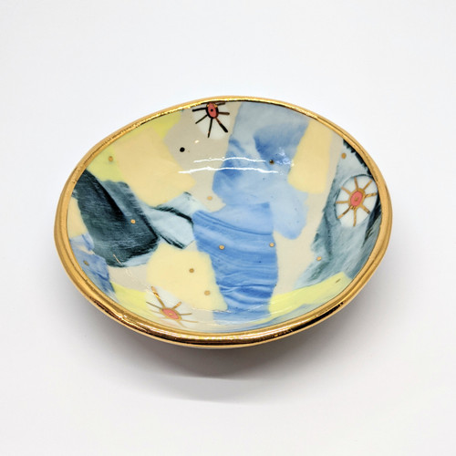 Medium Porcelain Bowl 2