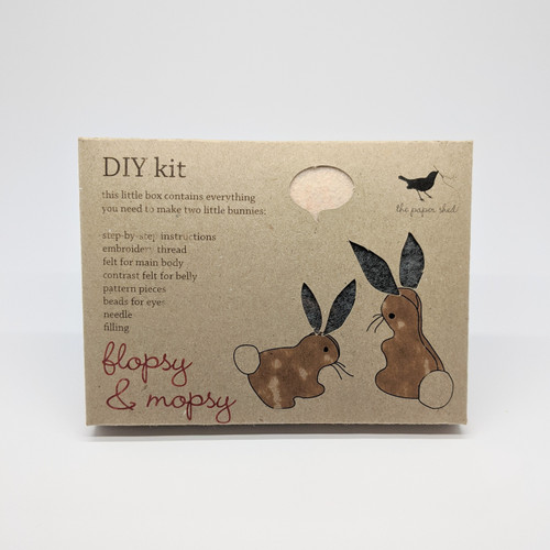 Flopsy & Mopsy DIY Sewing Kit