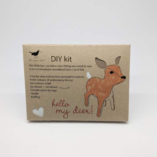 Hello My Deer DIY Sewing Kit