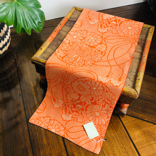 Precious Fabrics Table Runner/Wall Hanging #2