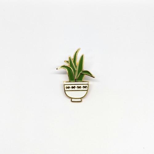 Plant Lapel Pin