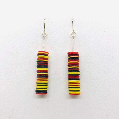 Toto Desert Colour  Drop Earrings
