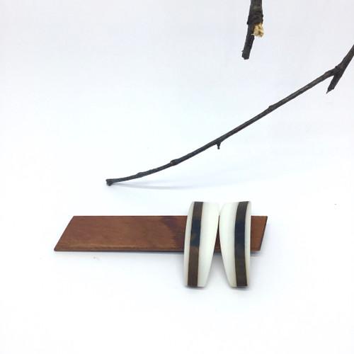 Reclaimed Timber & Acrylic  Studs #1