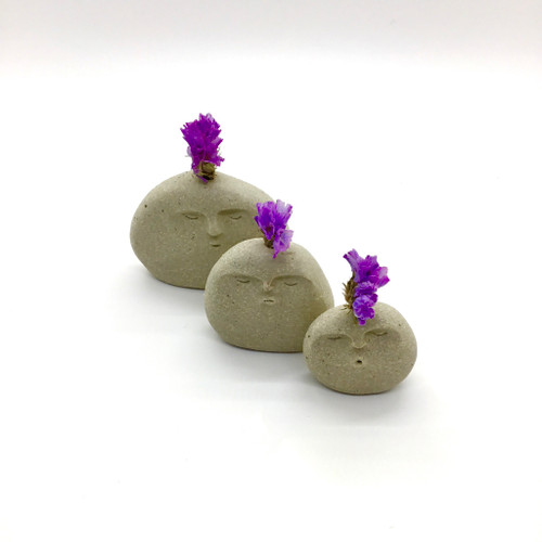 Peaceful Pebble Set of 3
