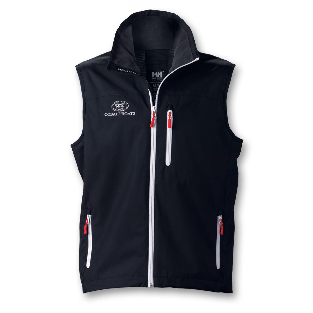 e6bdd95c07 Helly Hansen Full Zip Vest - Cobalt Sportswear