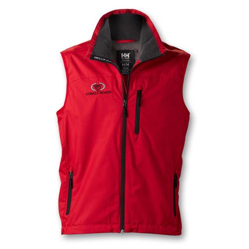 8fc0b1054f92 Helly Hansen Full Zip Vest - Cobalt Sportswear