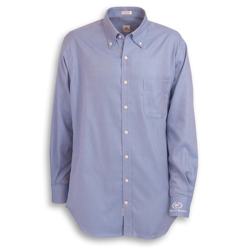Peter Millar Oxford Dress Shirt