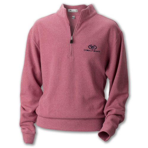 A40253 Peter Millar Interlock Quarter Zip