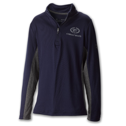 Y202 Boy's UA Quarter Zip