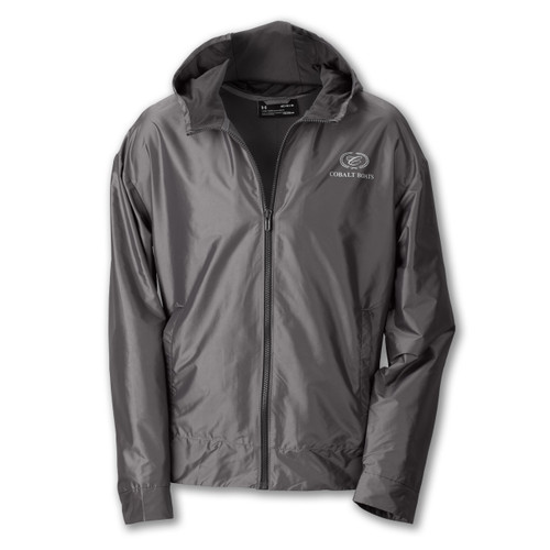 A424 UA Ladies' Light Weight Full Zip Hood