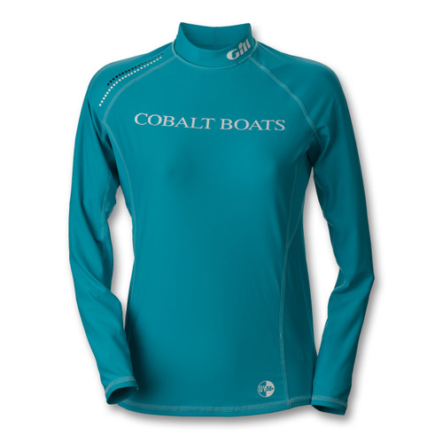 A456 Ladies' Rash Guard Long Sleeve