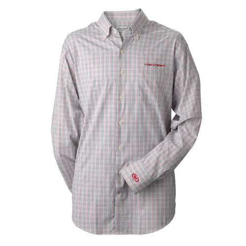 A466 Peter Millar Long Sleeve Dress Shirt
