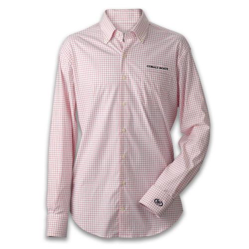 A467 Peter Millar Long Sleeve Dress Shirt