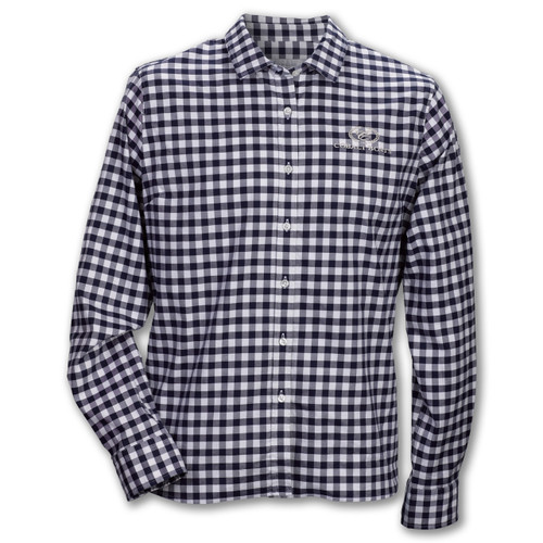 A433 Ladies' Button Up Shirt