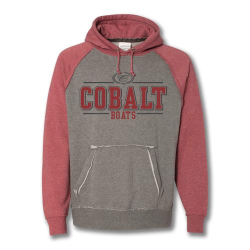 Vintage Heather Hooded Sweatshirt