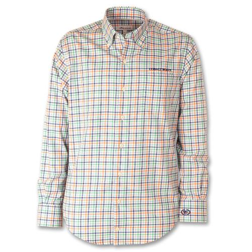 PM Tattersall LS Dress Shirt