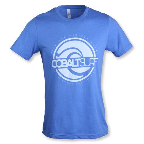Cobalt Surf Tee