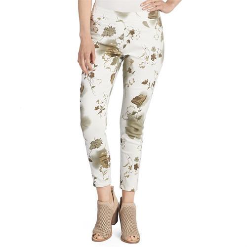 Coco Cream floral pant