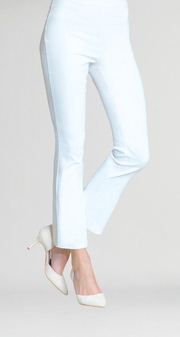 White ankle pant