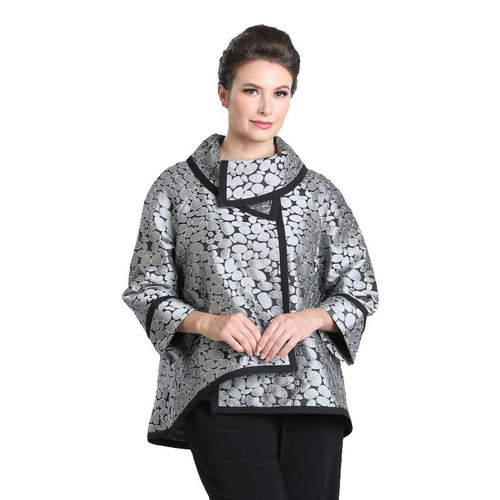 Ic Gray Pebble Jacket