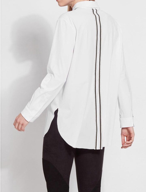 Lysse  White Delancey Shirt