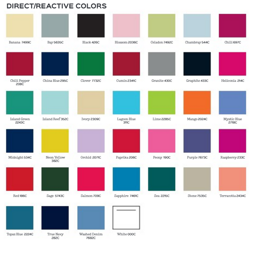 Comfort Colors Color Chart >> Comfort Color 1566 1st Quality Mgl