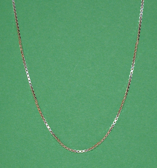 "24"" Sterling Silver Necklace"