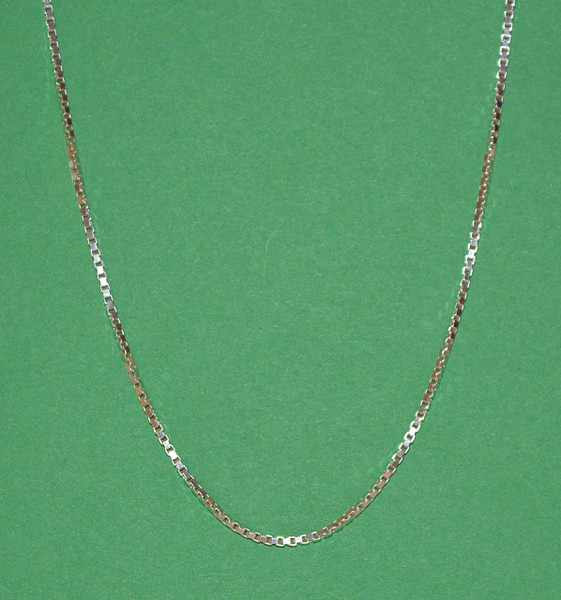 """24"""" Sterling Silver Necklace"""