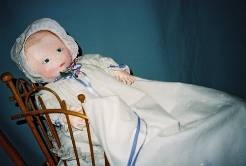 Bi-lo Baby - Vintage Doll Pattern by Judi Ward