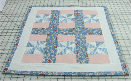 """My First Quilt Pattern"" - Sewing Patterns by Judi Ward"