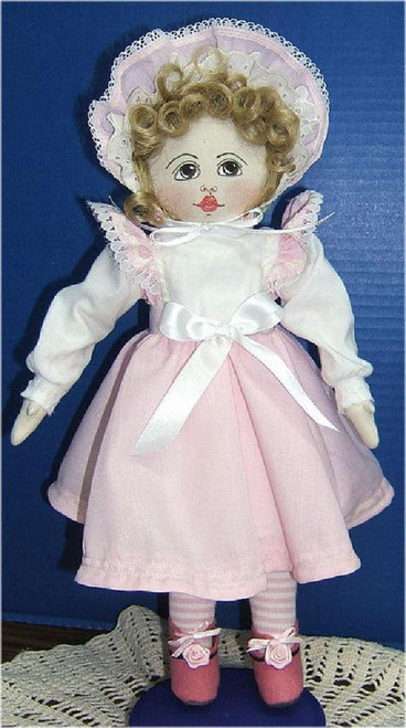 Babyland Rag ~ Cloth Rag Doll Making  e-Pattern - PDF Download Sewing Pattern