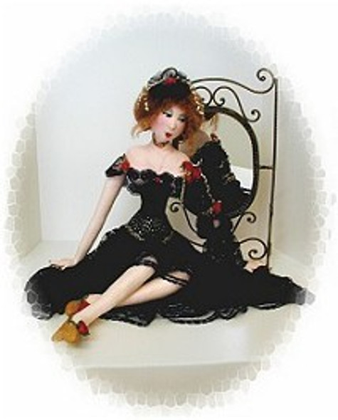 Online Cloth Doll Class by Judi Ward
