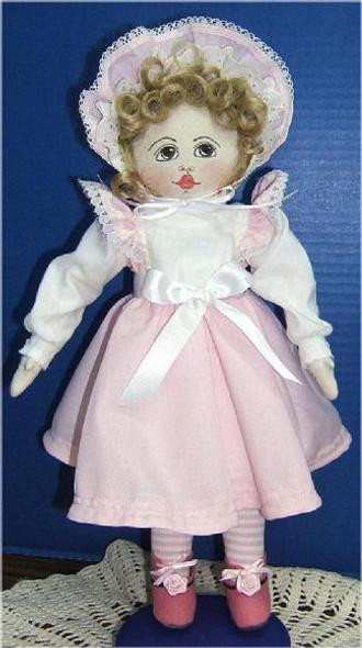 Babyland Rag - Cloth Rag Doll Sewing Pattern by Judi Ward