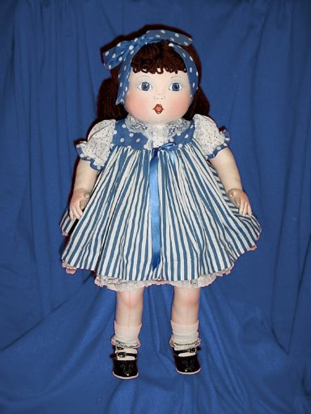 My Old Doll Beth - Vintage Doll and Clothing Patterns by Judi Ward