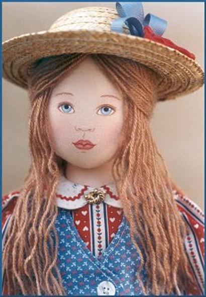 Kezi's Liberty Ann Cloth Doll Pattern