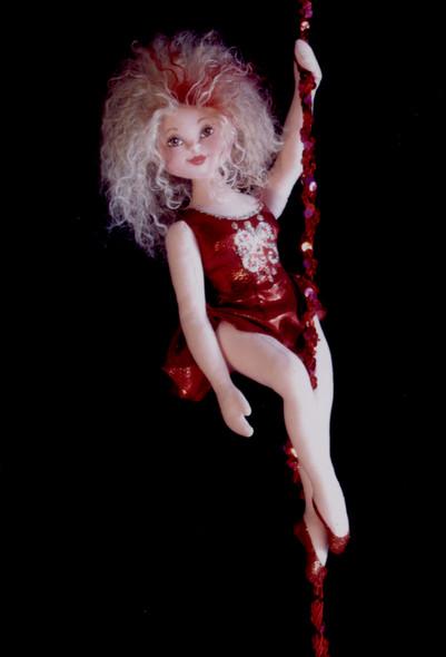 Ruby Cloth Doll Pattern by Arlene - Cloth Doll Pattern