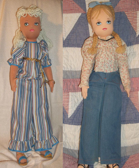 Country Dreamer and California Dreamer Patterns by Kezi